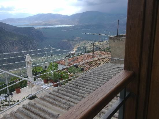Sibylla Hotel : view to the sea