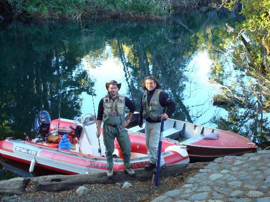 Natural Park Adventure : Pesca con Mosca alrededores Pucón con Natural Park