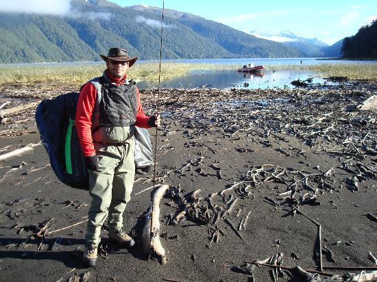 Natural Park Adventure : Pesca con Mosca alrededores Pucón con Natural Park II
