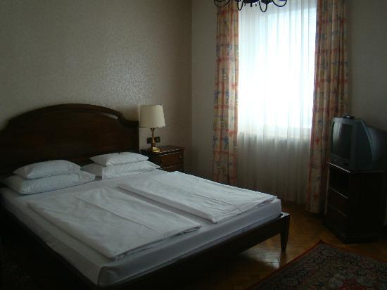Hotel Gollner: Room