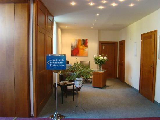 Hotel Gollner: hall
