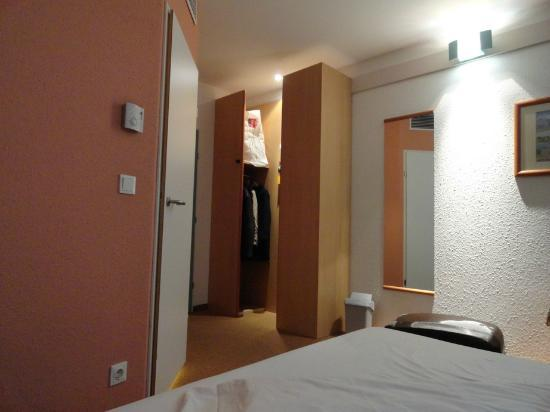Ibis Innsbruck: Room