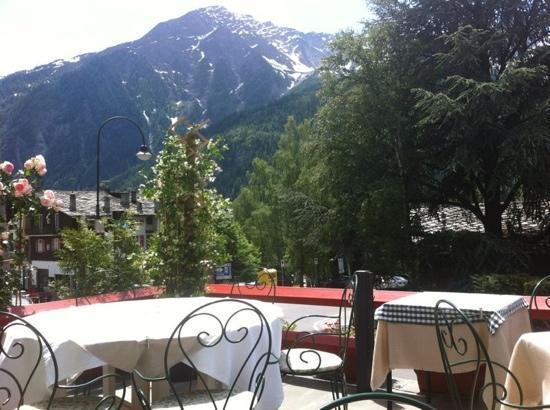 la terrazza, Courmayeur - Picture of Ristorante La Terrazza ...