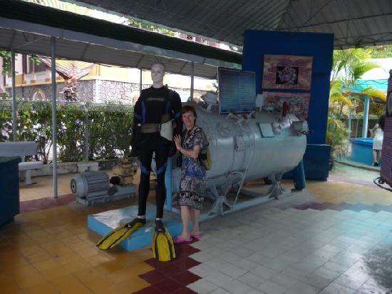 National Oceanographic Museum of Vietnam: в музее