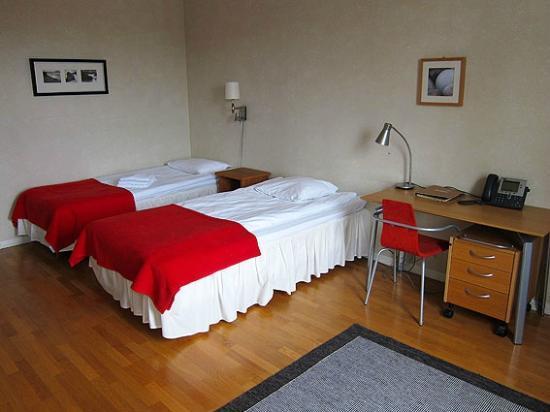 Hellsten Helsinki Parliament : Hellsten Parliament Apartment bedroom