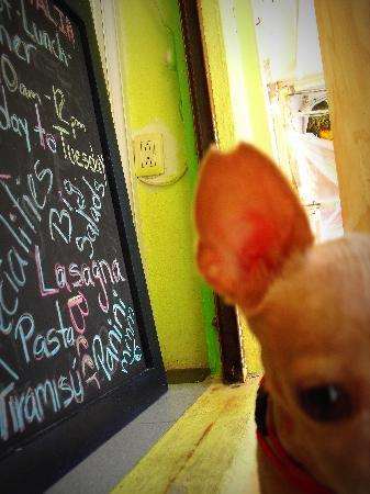 Caffe Italia: Flor!!