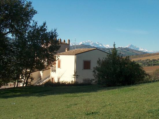 Azienda Agrituristica Terre Del Sole: Il torrino appartamenti per gruppi numerosi