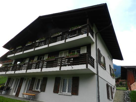 Hotel Kirchbuehl: picture of apartments
