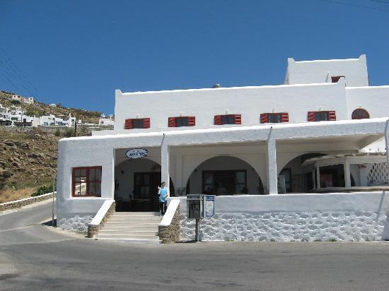 Artemis Hotel Mykonos Tripadvisor