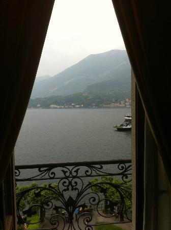 Hotel Florence : Great view of the lake!