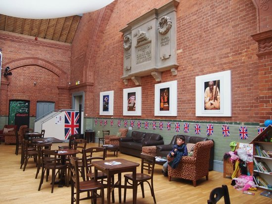 Lincoln Drill Hall : Drill Hall Cafe
