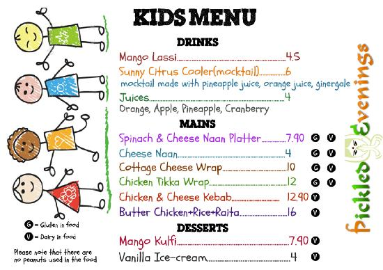 Kid Friendly Pizza Restaurants