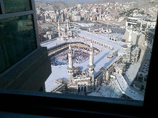 Raffles Makkah Palace: View from room