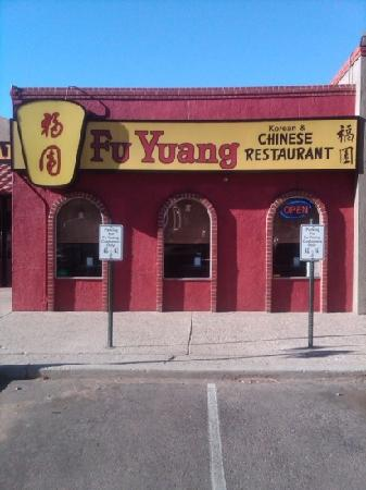 Fu Yuang Korean & Chinese