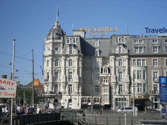 Room Picture Of Park Plaza Victoria Amsterdam Amsterdam
