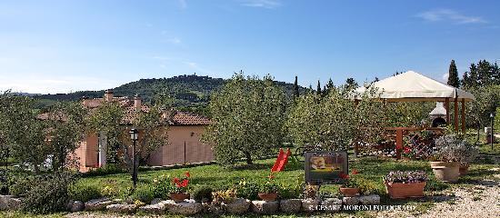 Saturnia, Italy: benvenuti al residence