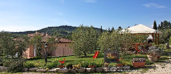 Saturnia, Italia: benvenuti al residence