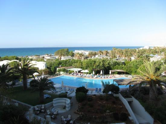 Agapi Beach Hotel: Room view