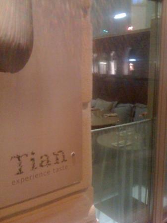 TIAN Experience Taste: Gestylt...