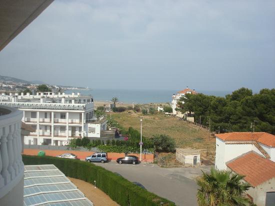 Servigroup Romana: vistas desde el 4 piso