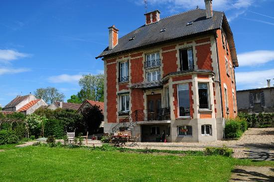 La Grande Maison : front of house