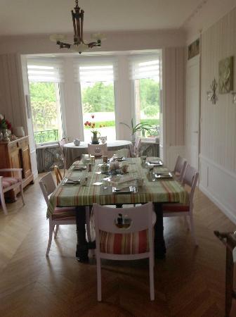 La Grande Maison : Dining room