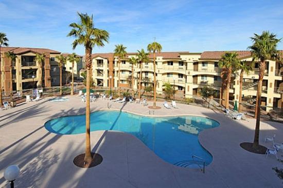 The Pool At Siena Suites