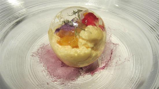 El Celler de Can Roca: Flower bomb