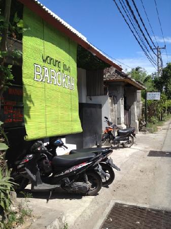 Best Western Resort Kuta: warung BAROKAH