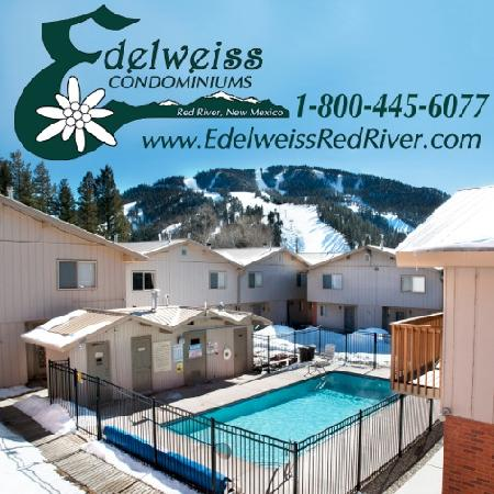 Edelweiss Condominiums: Heated Pool year 'round!