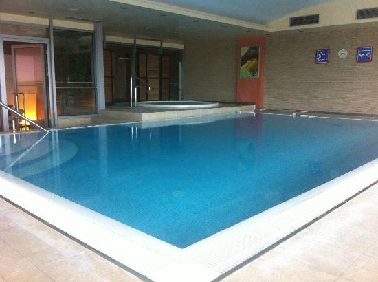 Swimming Pool Picture Of Hotel Antunovic Zagreb Tripadvisor