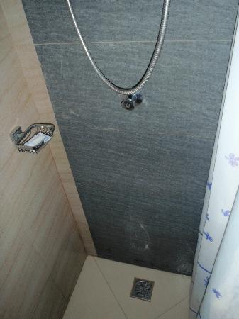 Bluelilly Hotel: Shower