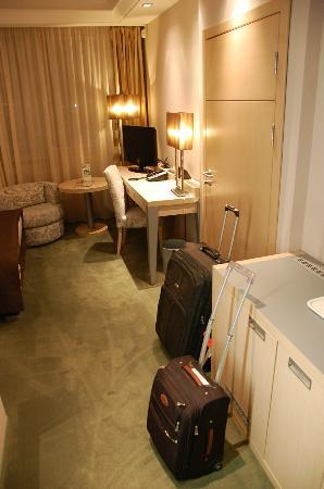 Holiday Inn Belgrade: Room