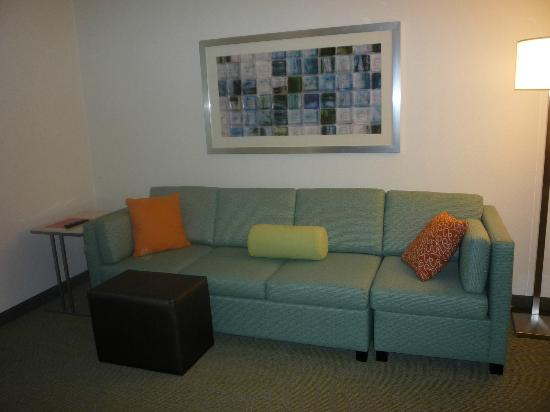 SpringHill Suites Orlando Altamonte Springs/Maitland: Sofa bed