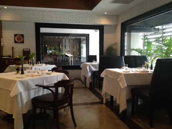 Beccofino Italian Restaurant and Grill : nice environment
