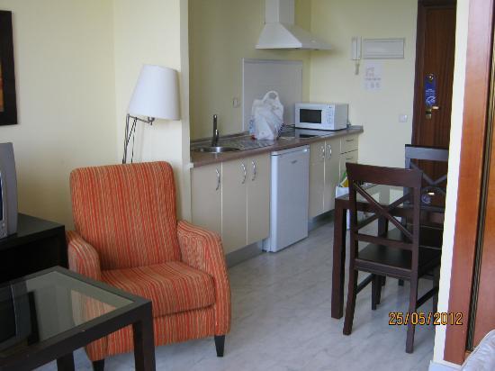 Luxsevilla Palacio: Apt 125, first floor
