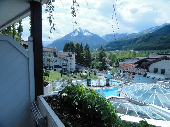 Posthotel Achenkirch: pool