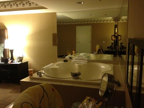 New York - New York Hotel and Casino: spa room