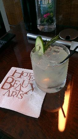 Hotel Beaux Arts, Autograph Collection: Complimentary cocktail