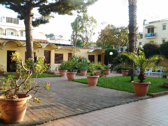 Hotel Terme Principe: giardino