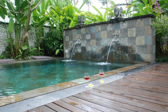 Belmond Jimbaran Puri: Pool villa