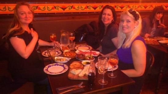 La Tasca - Aberdeen: nice food at la tascas:)