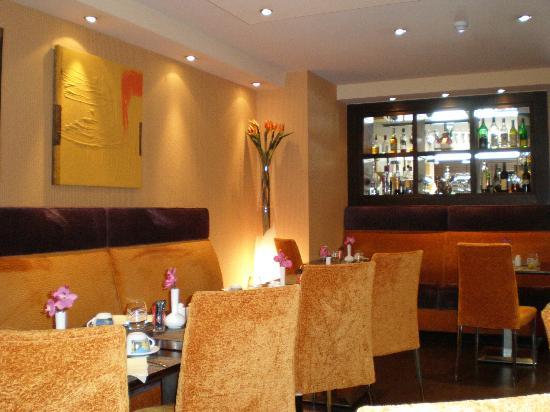 Hotel Piemont: dining room