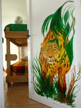 Tres Mundos Hostel: jaguar dorm