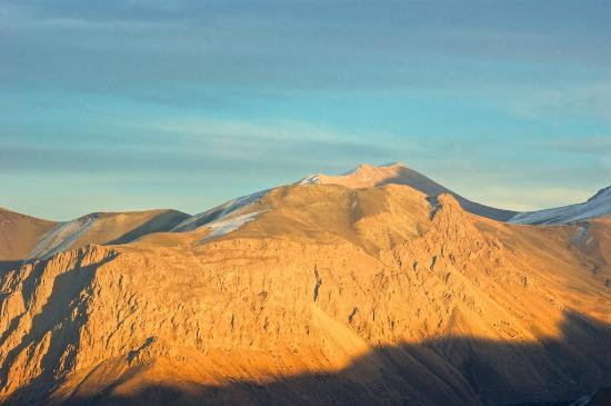 Amol, Iran: Alborz Mountains