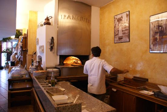 I Panciuti: Pizzeria