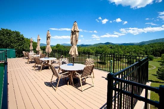 Laurel valley country club restaurant: Best Views in Townsend