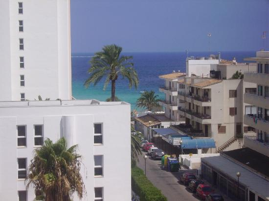 Protur Atalaya Apartments: View from our 5th floor balcony.