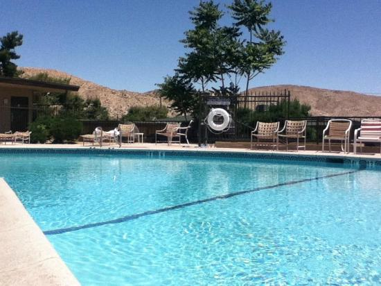 Travelodge Inn and Suites Yucca Valley/Joshua Tree Nat'l Park: Belle piscine