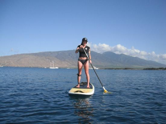 Paia, Hawái: SUP Lesson